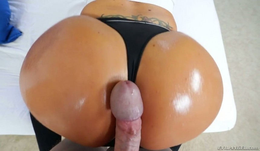 Shemale big cock fuck male