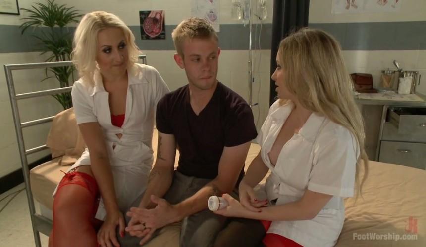 Krankenschwestern Pornofilm