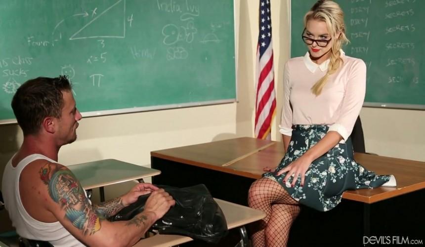 Lehrer und Schüler Sex-Video Mädchen bildhaft
